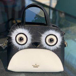 Kate Spade novelty penguin purse! Holiday 2018